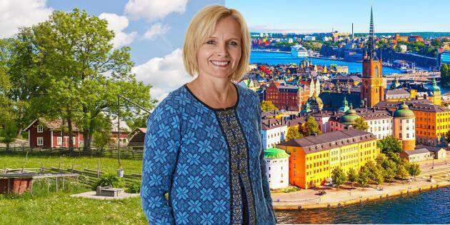 Opinionsbildaren Malin Ackermann ny bloggare på Land