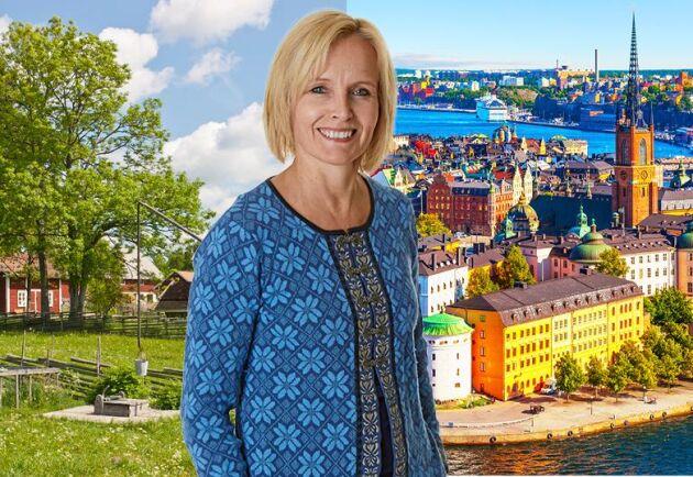 Opinionsbildaren Malin Ackermann ny bloggare på Land.