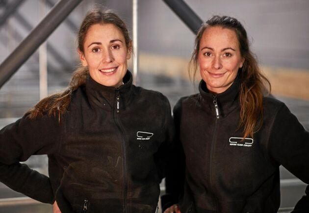 Peg Söderberg och Katja Lindvall, Moving Floor.