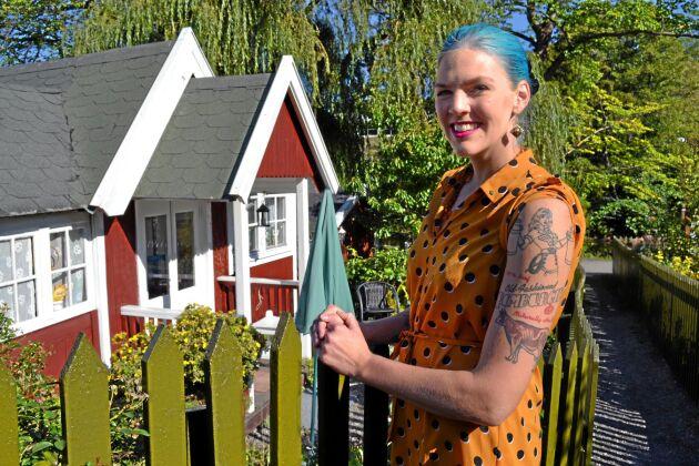 Emilia Astrenius Widerström, LRF Ungdomens ordförande, tycker att det är tragiskt att så många får avslag.