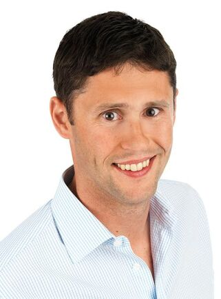 Det finns kunder som vill ha närproducerad vindkraftsel säger Eric Constantien, Bixia.