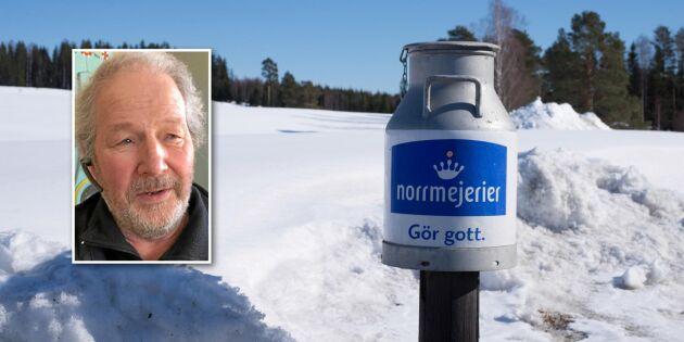 Han vill ge Norrlands bönder mer betalt