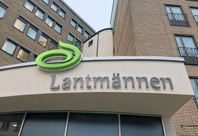 Lantmännens huvudkontor på Kungsholmen i Stockholm.