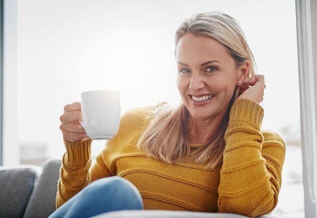 Kaffe aktiverar fettförbränningen effektivt.