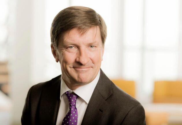 Lars Idermark, VD och koncernchef, konstaterar att 2018 är rekordår i Södras historia.