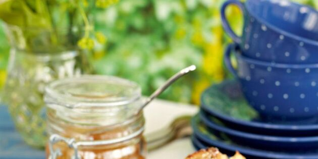4 goda och snabba frukostbröd under 20 minuter