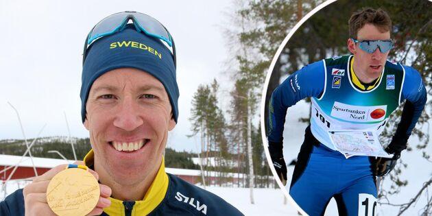 Guldmedaljer till skogsekonomen Erik Rost
