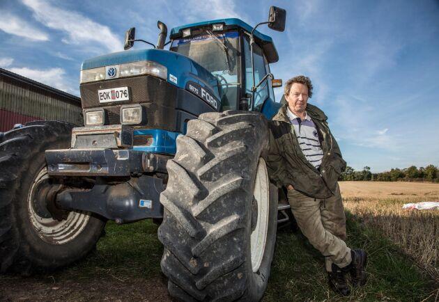 Björn Folkesson, lantbrukare och råvaruexpert, skriver krönikor hos landlantbruk.se.