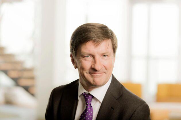 Lars Idermark, Södras VD.