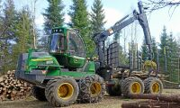 Nya spelregler för skogsbranschen på plats