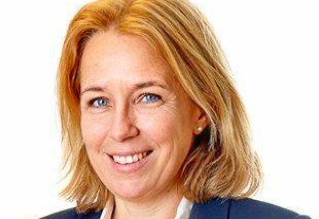 Susanne Rudenstam, chef Sveriges Träbyggnadskansli.