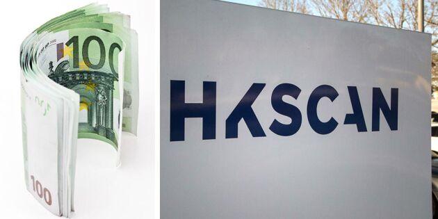 630 nya miljoner till HK Scans kassa