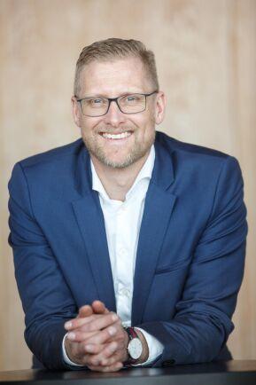 Lars Appelqvist, ny Sverigechef för HK Scan.