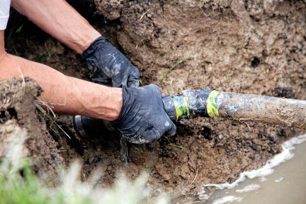 Tillsvidare ska bara avlopp som kan påverka bad- och dricksvatten inventeras i Sollefteå kommun.