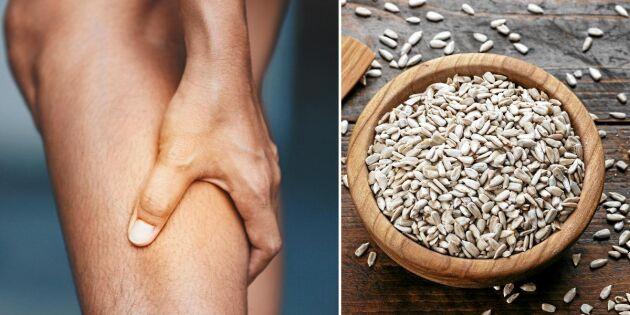 7 symtom som kan bero på magnesiumbrist