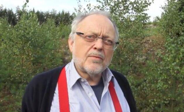 Björn Gillberg, vd för Värmlandsmetanol.