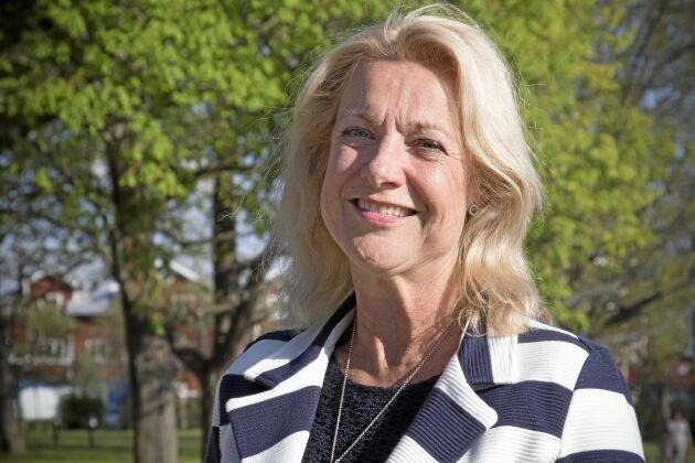 Gunilla Brynell-Johansson, VD, Vätternrundan.