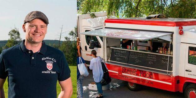 Fred's Food Truck: Konsumenterna struntar i köttets ursprung