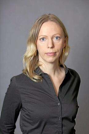 Hilda Runsten, expert på hållbar utveckling på LRF.