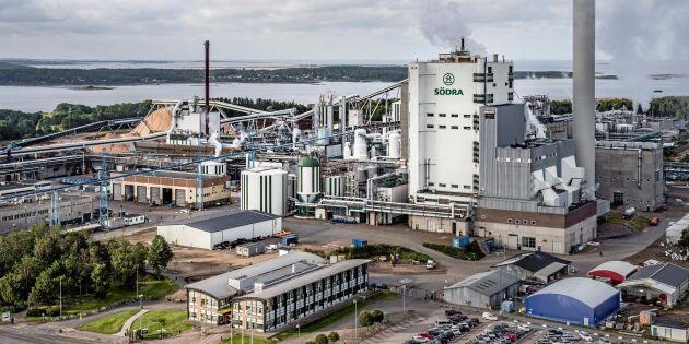 Södra fördubblar produktionen av KL-trä