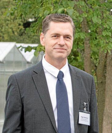 Roger Johansson, chef Svenska Skogsplantor.