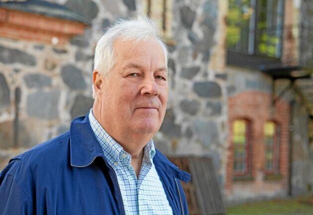 Hans Andersson, professor i jordbruksekonomi vid SLU.
