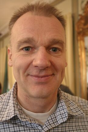 Karsten Flemin, marknadsanalytiker för gris på danska Landbrug & Fødevarer.