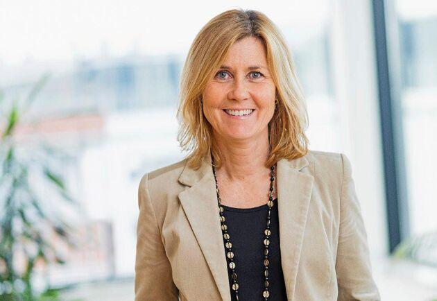 Eva Eriksson, seniorkonsult och vice VD på Macklean.