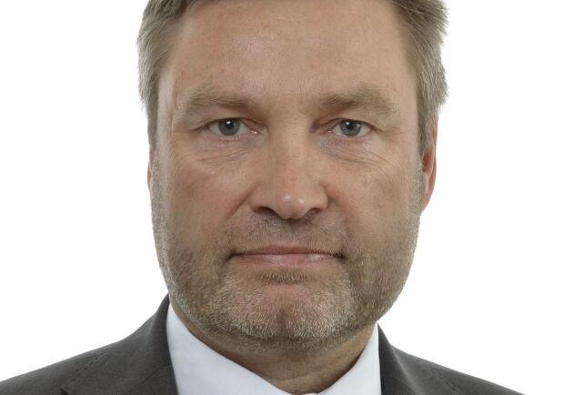 Peter Helander, (C), hoppas att offentliga institutioner och restaurangkök ska köpa vildsvinskött i högre utsträckning.