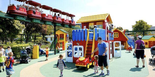 Avslutad: Vinn en weekend på Legoland för hela familjen!