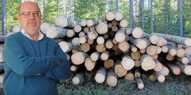 """""""Inget att vinna på att skogsfrågor hamnar i Bryssel"""""""