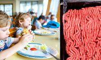 Förskola inför totalt köttförbud
