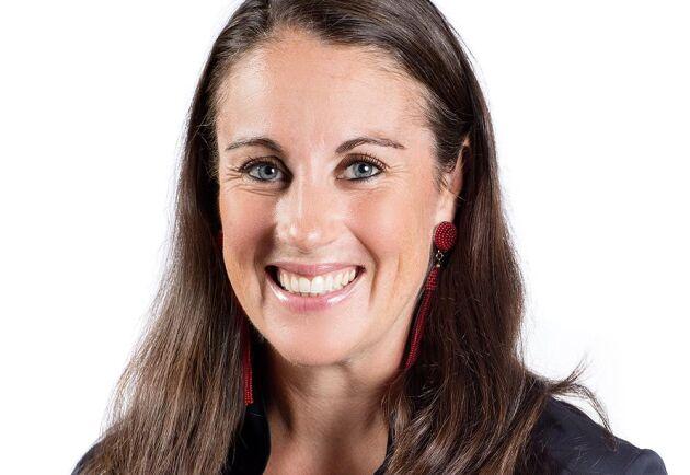 Kronfågels marknadschef Susanne Zabrodsky.