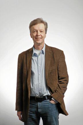 Rikard Gebart, professor i förnybar energi vid LTU.