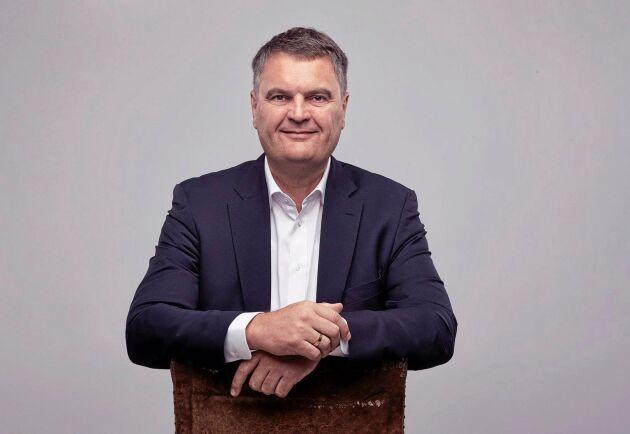Jais Valeur, Group CEO Danish Crown.