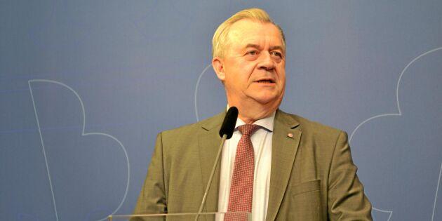 Bucht till EU-möte om torkan