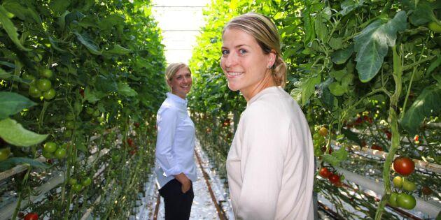 Systrarna vågade steget – köpte lantbruk ihop