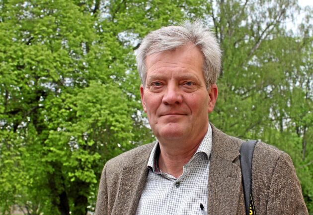 Erik Petré är VD för Häradskog