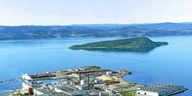 Norske Skogs uppgång och fall