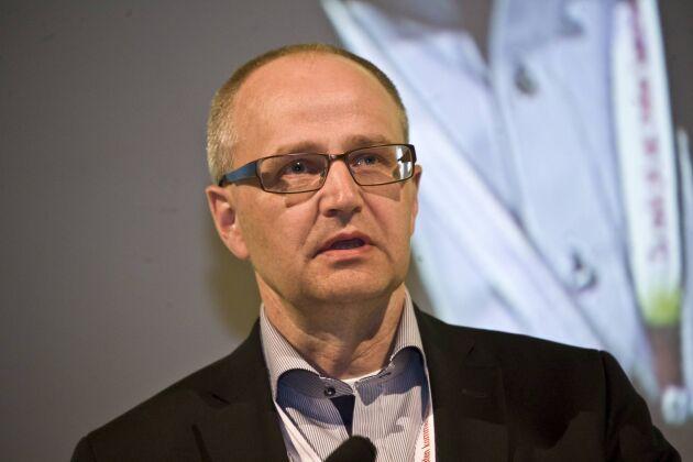 Palle Borgström väljs till ny ordförande i LRF i dag.