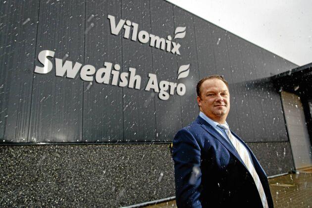 Björn Skogsberg Vd Swedish Agro