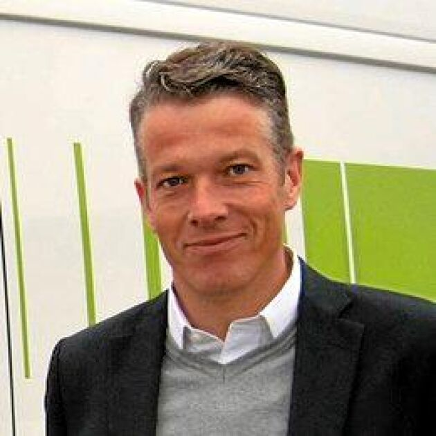 Björn Pettersson, vd för Swedish Agro Machinery.