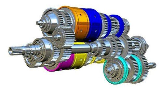 New Holland T6 Dynamic Command är en växellåda med en intressant kombination av två teknikkoncept. Dubbelkopplingsteknik kombineras med hydraulisk manövrering av skiftgafflarna vid växling både inom och mellan växelgrupperna. Dubbelkopplingslösningar ger vanligtvis god bränsleförbrukning jämfört med steglösa transmissioner. Den hydrauliska manövreringen bidrar till mjuk växling, små energiförluster och samt bidrar till ett ekonomiskt intressant alternativ till andra transmissionslösningar. Leverantör: CNH Industrial.