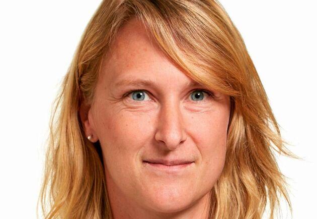 Forskaren Cecilia Lindahl är projektledare för ett forskningsprojekt om attraktivt arbete på ridskola och i travstall, och överraskad av de första resultaten.
