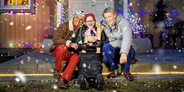 """Lars Lerin firar jul i TV: """"Jag är ingen julälskare – jag gillar den grå vardagen"""""""