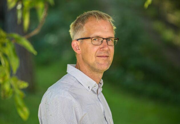 Gunnar Lindén, LRF Skogsägarna.