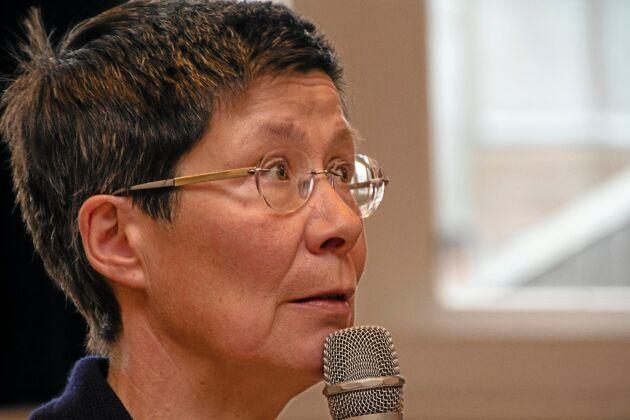 Birgitta Johansen är landsantikvarie och chef för länsmuseet i Örebro.