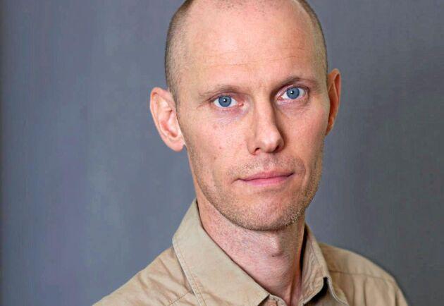 Björn Galant.