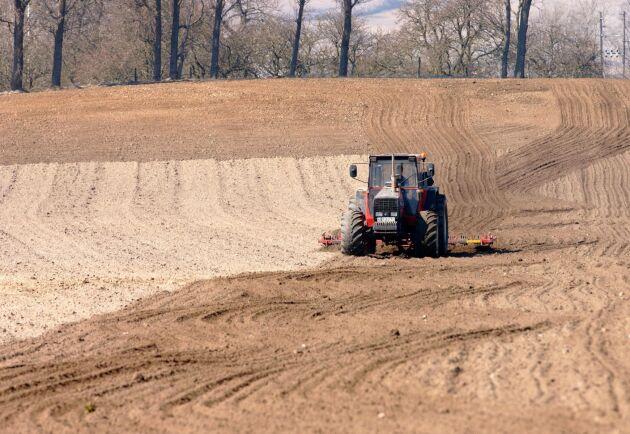 Jordbrukets klimatutsläpp minskade med 3,4 procent mellan 2017-2018.