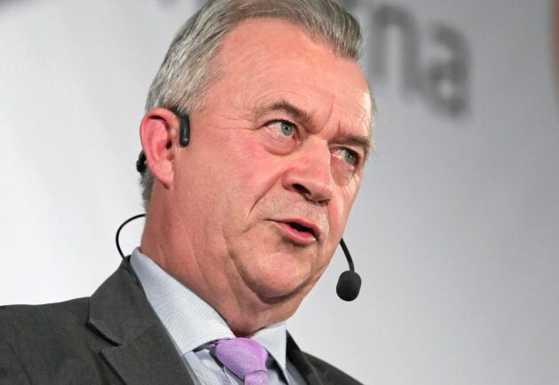 Sven-Erik Bucht (S) stannar gärna kvar på posten som landsbygdsminister.